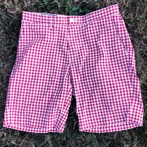 Gingham Polo by Ralph Lauren Shorts